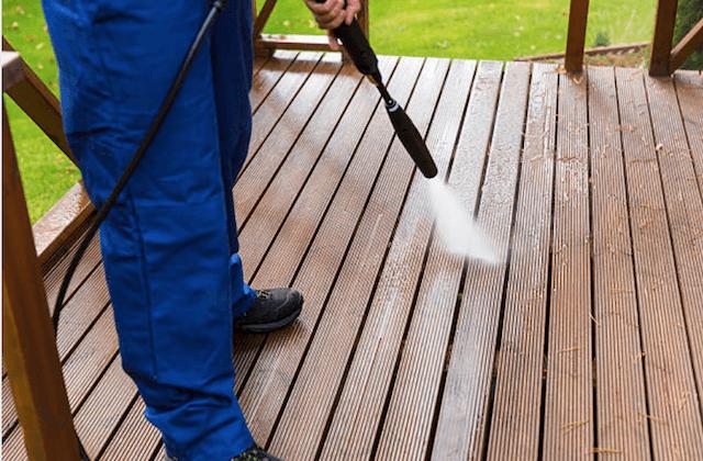 winstonsalem deck cleaning
