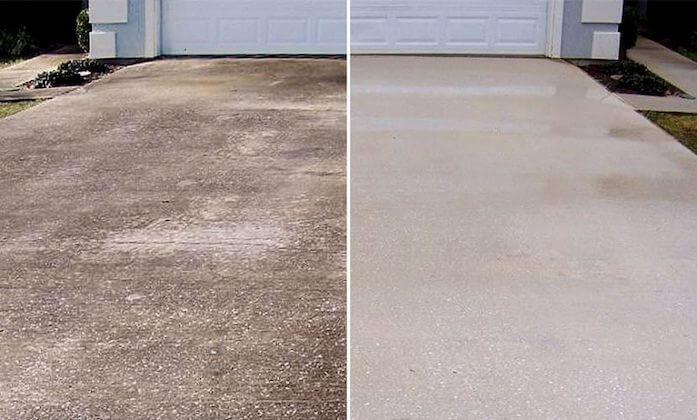 winston-salem driveway cleaning