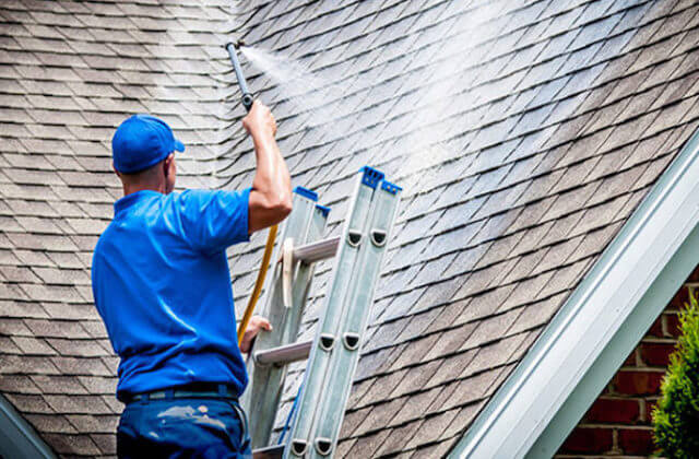 winston-salem roof cleaning