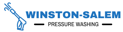 winston salem pressure washing logo