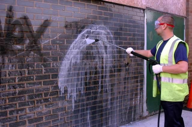 graffiti removal in winston-salem